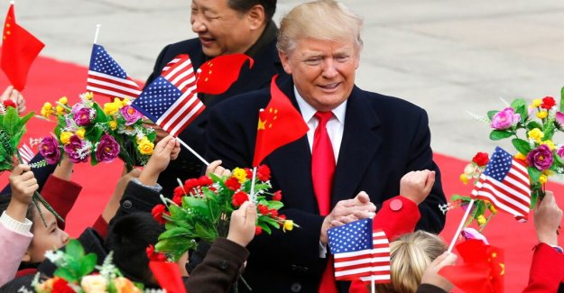 Gunnar Jonsson: A handelsfred do not end on systemkonflikten the united states–China