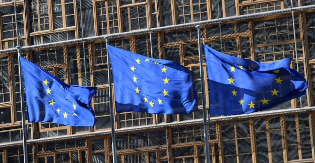 Half of europeans are in fear of EU collapse