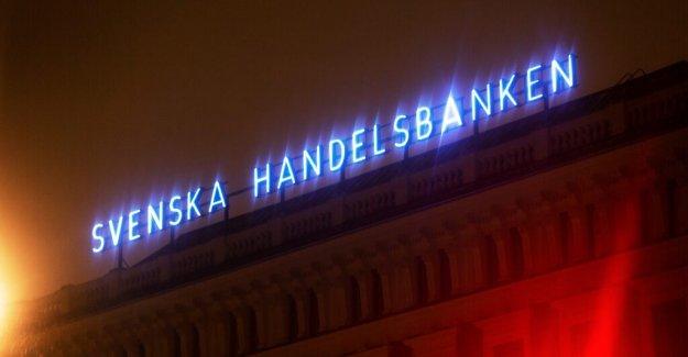 Handelsbanken is leaving the Baltic states