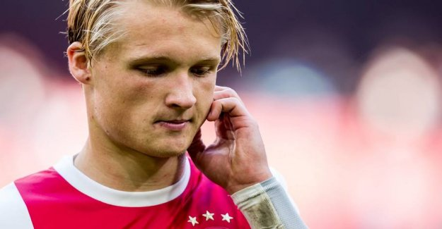 Harsh criticism of the Dolberg: the Value dropped by half a billion.!