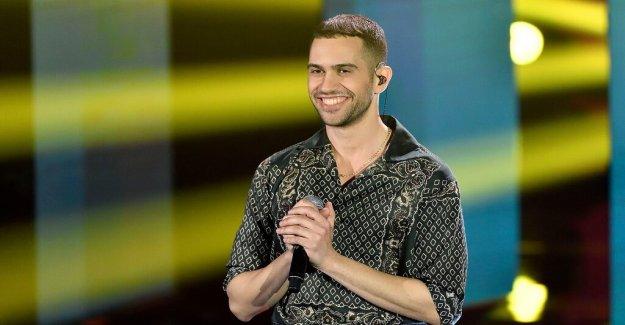 He wins the Eurovision – if Spotifyspelningar determines
