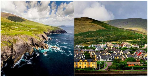 Hike and dine in the irish Dingle