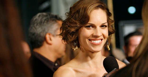 Hilary Swank about breakthrough film 'Boys Don't Cry': it was The most important project I ever part