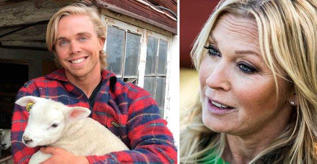 Hunkbonden Mattias in the Farmer seeks wife will get unwanted nude pictures