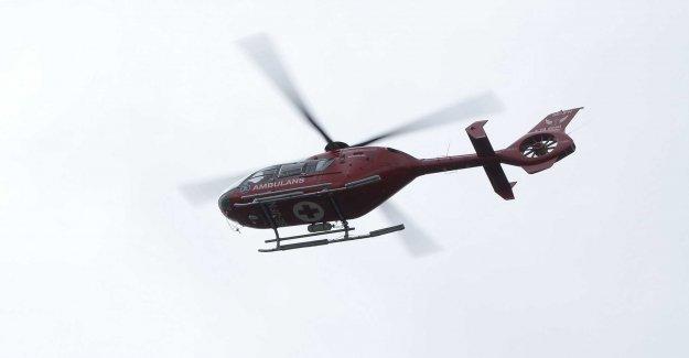 Injured man arrested – suspected of attempted murder