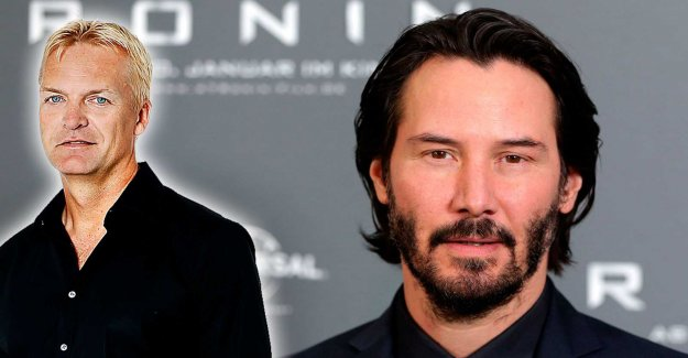 It is a shame about Keanu Reeves – how he tries works