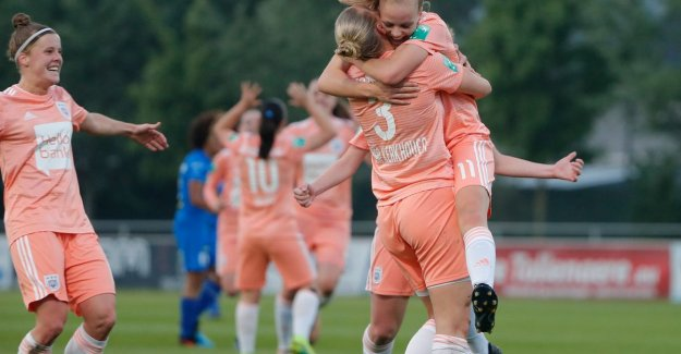 It is not all doom and gloom: female team Anderlecht takes championship title after victory at Gent Ladies