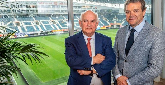 Ivan De Witte & Michel Louwagie bite off: Ghent is still a top club