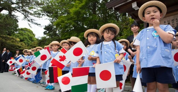 Japan pre-primary education free – in order to increase the birth rate