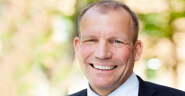 Jesper Larsson is the new manager at Kulturhuset Stadsteatern