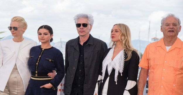 Jim Jarmusch: global warming scares me more than anything else