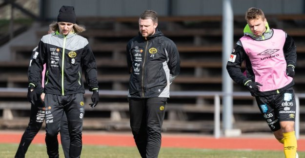 Jimmy Thelin on the role of the coach: A shield that takes the shots and they