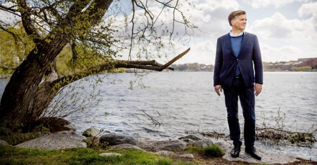 Joachim Berner about his mediekarriär: It was a painful journey for me