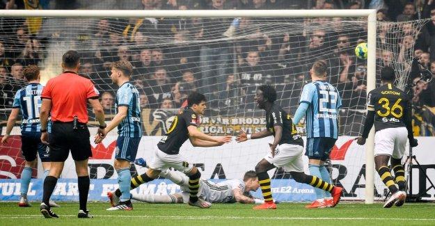 Johan Esk: the island of Djurgården is derbynas doormat – now lift AIK
