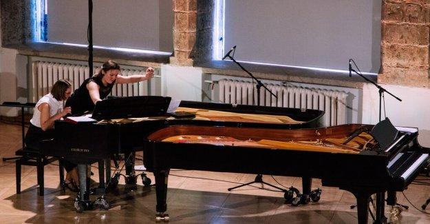 Johanna Paulsson: At the international music festival is the spells that trendar