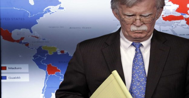 John Bolton, a hawk with a view on Iran
