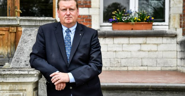 Jurgen Bauwens follows death of Michel Du Tré on as mayor: over the Last two years were a rollercoaster