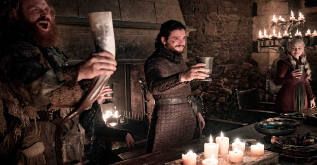 Kaffemiss in the Game of thrones worth billions