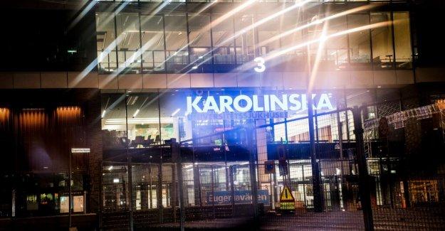 Karolinska is laying off 550 employees