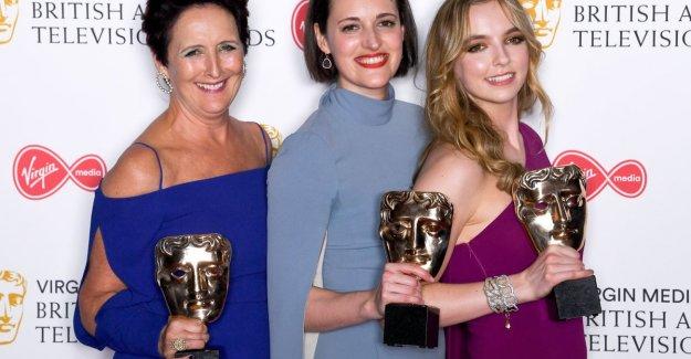 Killing Eve is the big winner of the BAFTA TV Awards