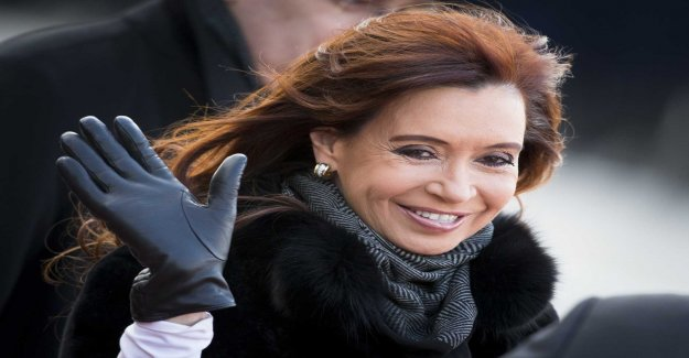 Kirchner set up – wants to be vice president