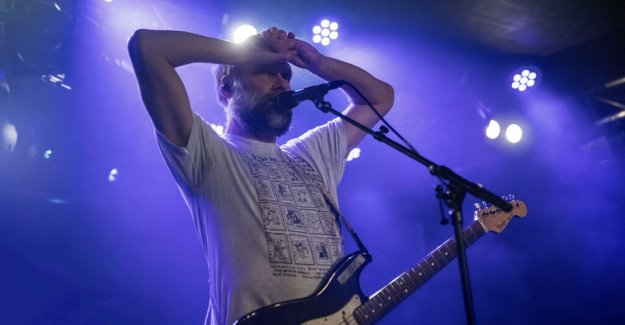 Konsertrecension: Built to Spill is betting on the bias and succeed sometimes