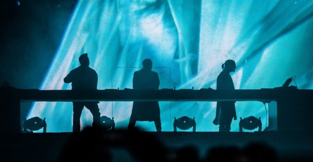 Konsertrecension: Swedish House Mafias rebirth fills a prominent place even in 2019