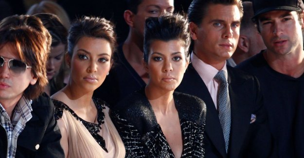 Kourtney Kardashian and ex-husband were in therapy for their children