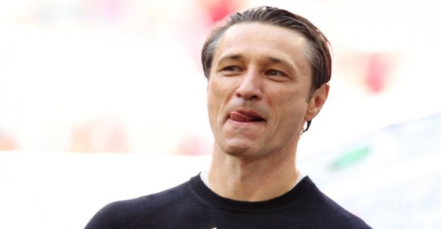 Kovac: I'm convinced that there's more