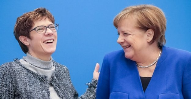 Kramp-Karrenbauer don't want any deliberate change