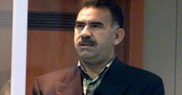 Kurdish leader Öcalan meets his lawyers for the first time since 2011