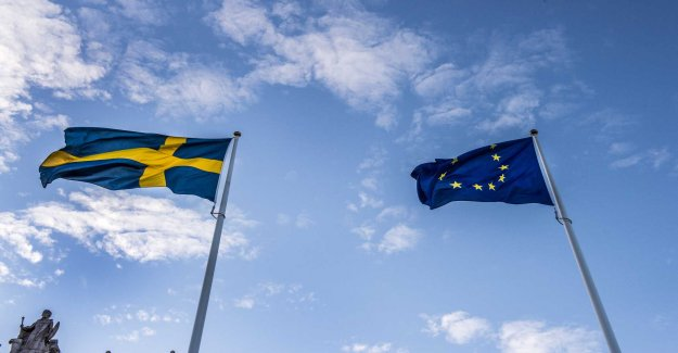 Large proportion of undecided voters for the EUROPEAN elections