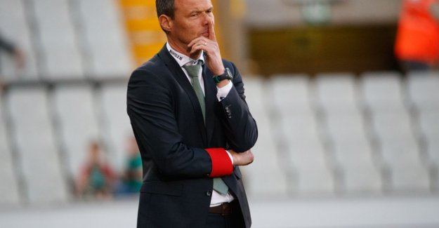 Laurent Guyot is no longer coach of Cercle Brugge, Jeunechamps takes over until the end of the season