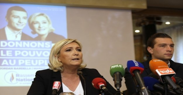 Le Pen wants to form Super-group in the next European Parliament