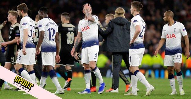Legendarens taunt against Tottenham: oh my God, so bad
