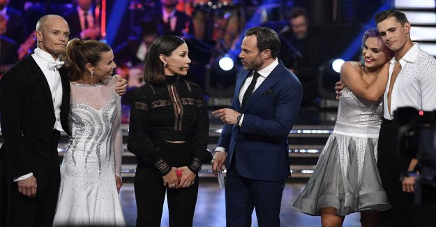 Linnéa Claeson forced to leave the Let's dance for the semi-final