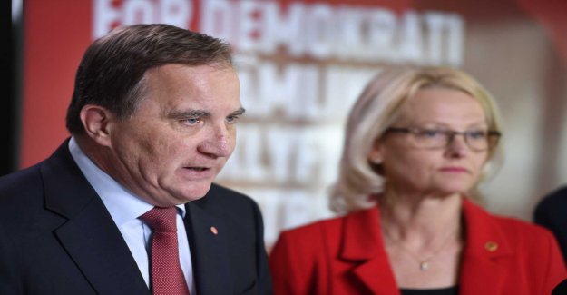 Löfven: To do evil to compromise on democracy