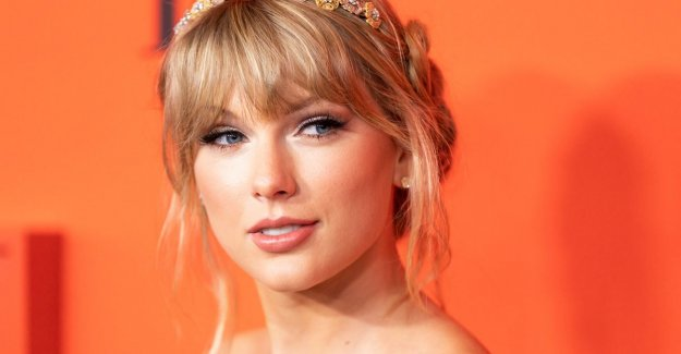 Luck is always a challenge,: pop star Taylor Swift has the difficult