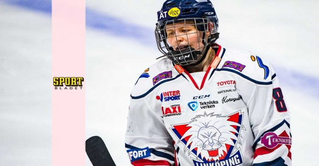 Luleå Hockey/MSSK recruit Danish landslagsforward