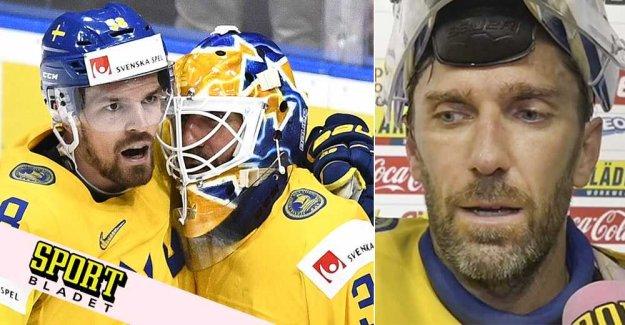 Lundqvist: You almost get a stomach ache