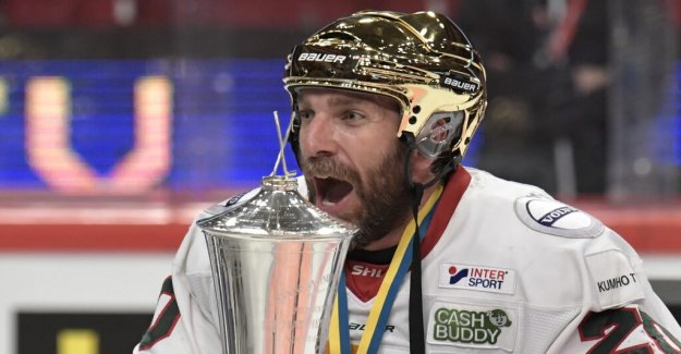 Lundqvist after the gold: It is magic