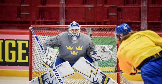 Lundqvist before the world CUP: It is clear that we are going for the gold