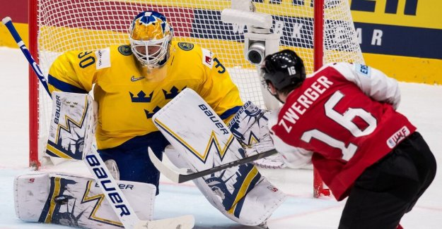 Lundqvist celebrates Nylander: He is the difference