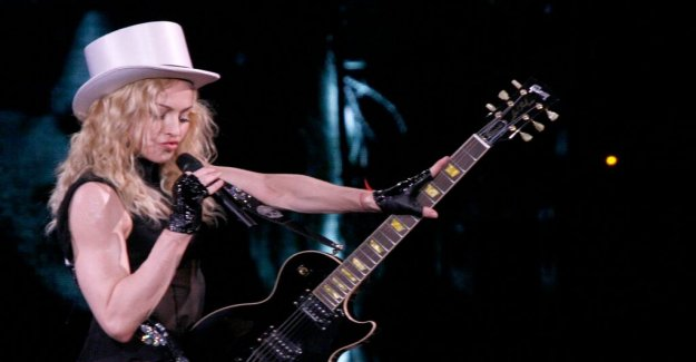 Madonna can set the Eurovision: No the signed contracts