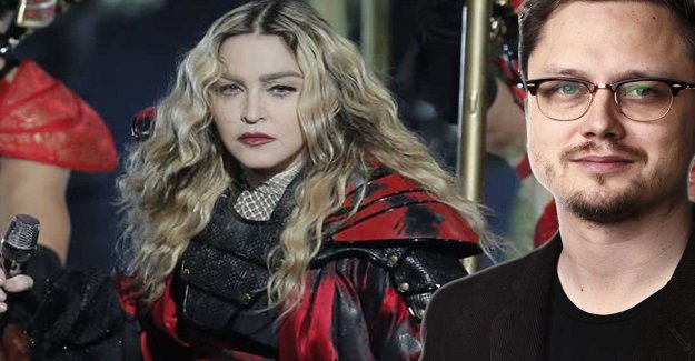 Madonna can't blame everything on his age
