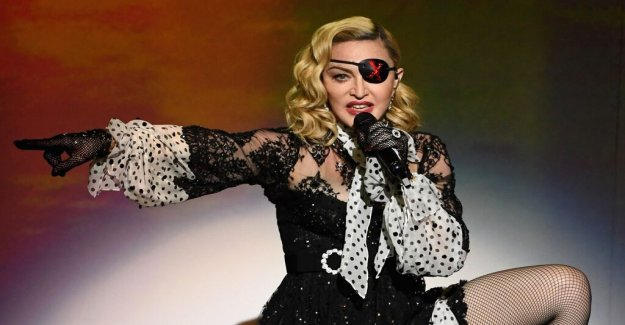 Madonna releases new song – sampler of the survivors from the skolskjutning