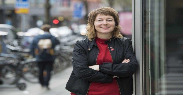 Malin Björk (V): the EU is not a peace project