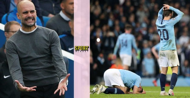 Man City may be ruled out of the Champions League
