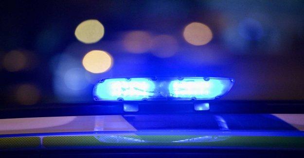 Man found shot in apartment