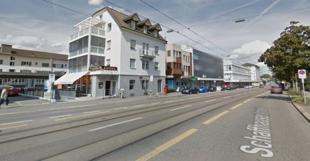 Man in Zurich stabbed and seriously injured